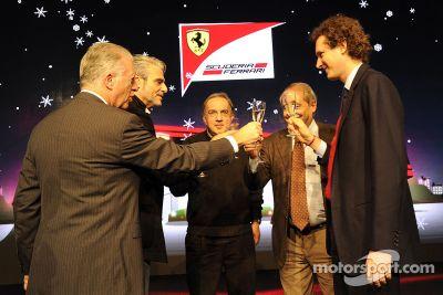 Premios deportivos de Ferrari