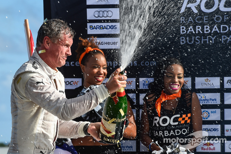 Vincitore David Coulthard