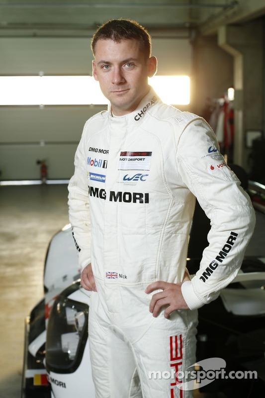 Nick Tandy, Porsche