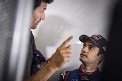 Teste Pedrosa e Cairoli Toro Rosso