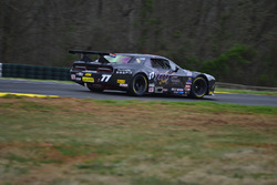 #77 TA2 Dodge Challenger: Paul Van Terry of Stevens Miller Racing