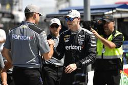 Josef Newgarden, Team Penske Chevrolet Verizon P1 Pole Award