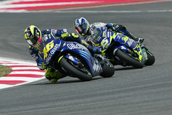 Valentino Rossi, Yamaha Factory Racing, Sete Gibernau, Honda