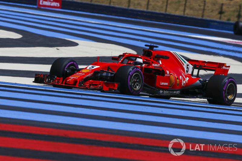 France - Sebastian Vettel
