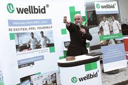 wellbid, actividades del patrocenador