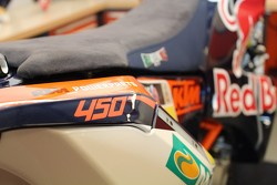 Préparatifs de KTM pour le Dakar 2015
