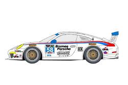 las imágenes de Dempsey /Wright Motorsports Porsche