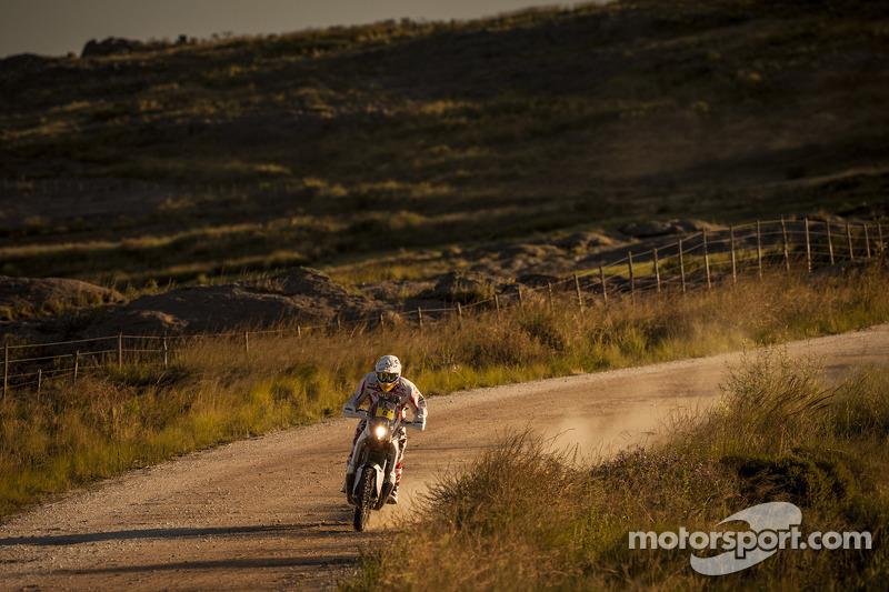 #8 KTM: Jakub Przygonski