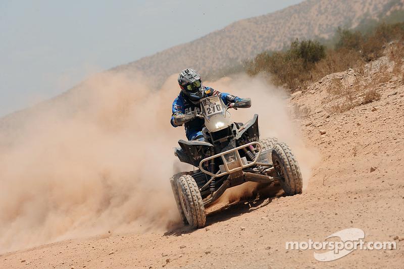 #270 Honda: Daniel Domaszewski