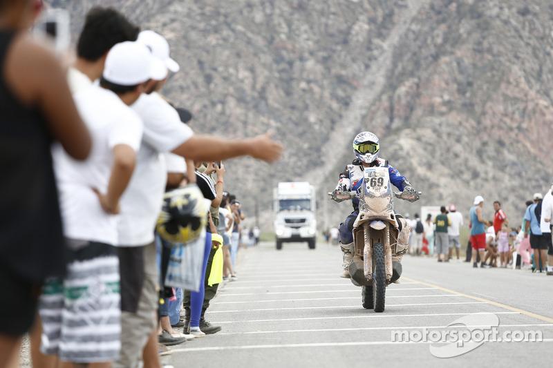 #69 Yamaha: Hugo Payen