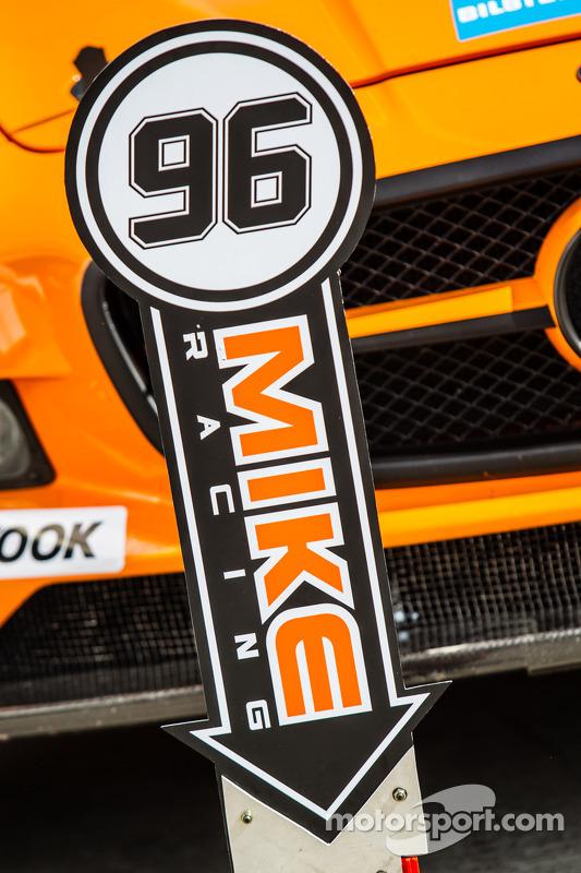 Mike Racing, Boxentafel