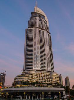 Hotel do Shopping de Dubai