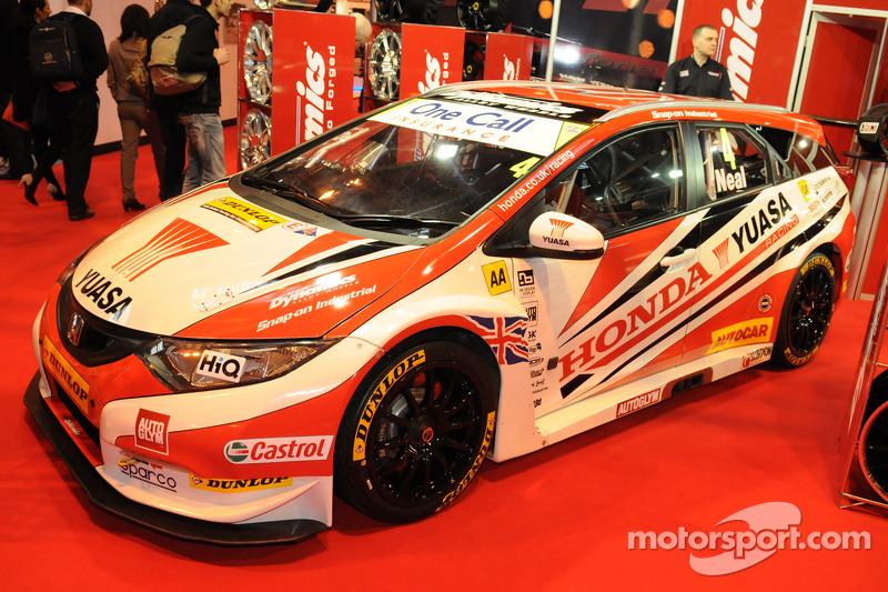 Honda Yuasa Racing Civic Tourer