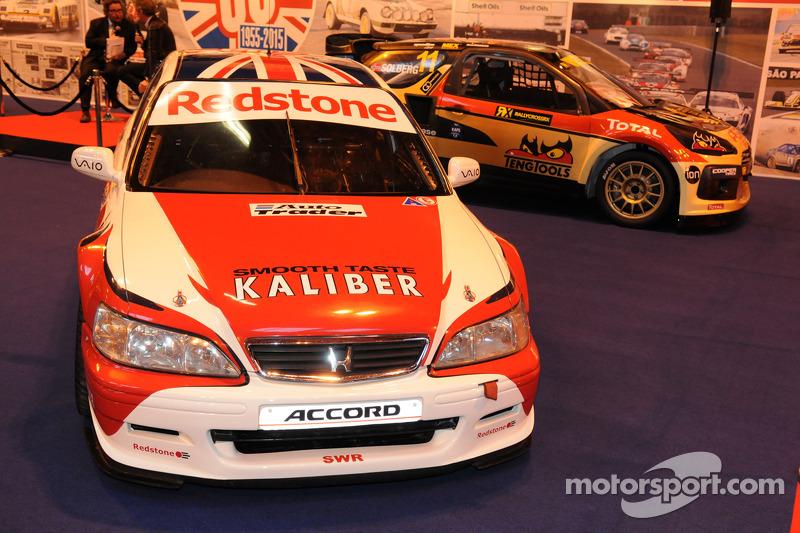 Ex Tom Kristiensen 2000 Honda Accord ST
