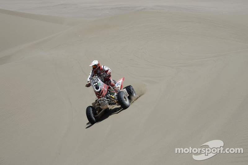 #251 Yamaha: Rafal Sonik