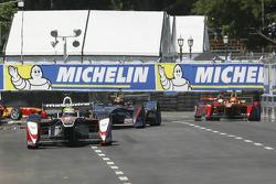 布鲁诺·塞纳, Mahindra Racing电动方程式车队;Oriol Servia, 龙电动方程式车队;小尼尔森·皮奎特,中国电动方程式车队