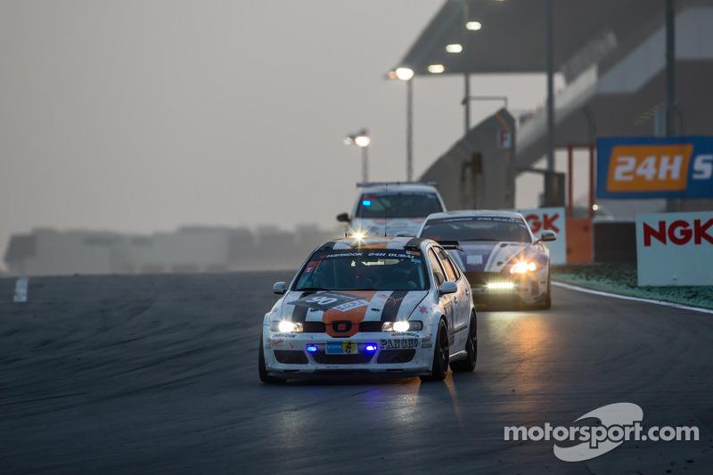 #90 Car Point S Racing Schmieglitz Seat Leon Supercopa: Daniel Schmieglitz, Cyndie Allemann, Heino Bo Frederiksen, Axel Wiegner, Heinz Jürgen Kroner