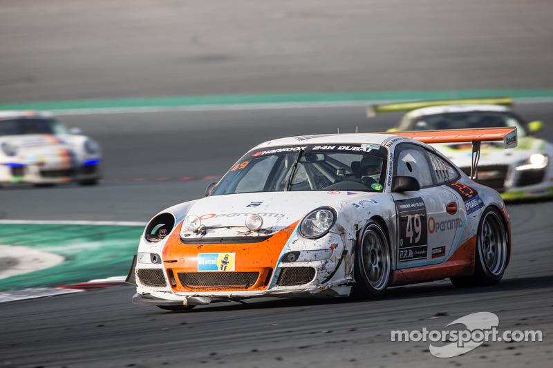 #49 Le Duigou Racing Porsche 997 Cup: Jean-Lou Rihon, Rémi Terrail, Massimo Vignali, Jacques-André Dupuy
