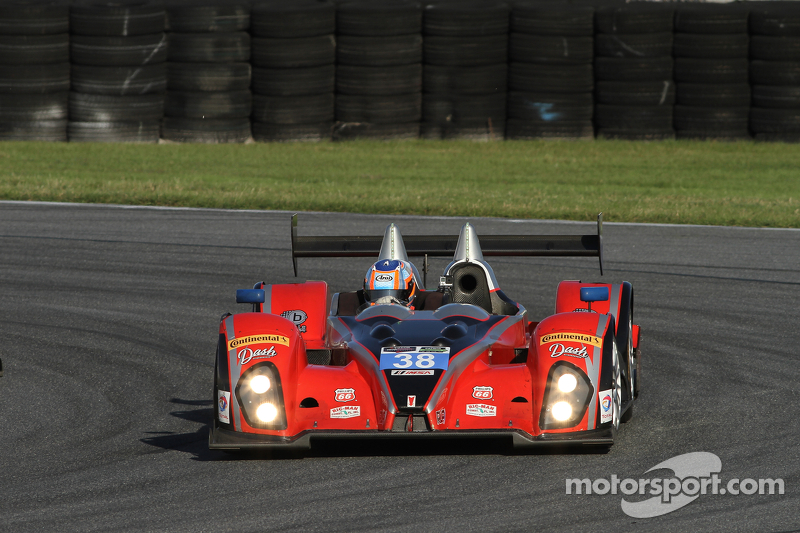 #38 Performance Tech Motorsports, Oreca FLM09: James French, Jerome Mee, Dalton Sargent, David Ostella