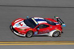 #49 AF Corse, Ferrari 458 Italia: Pasin Lathouras, Michele Rugolo, Rui Aguas