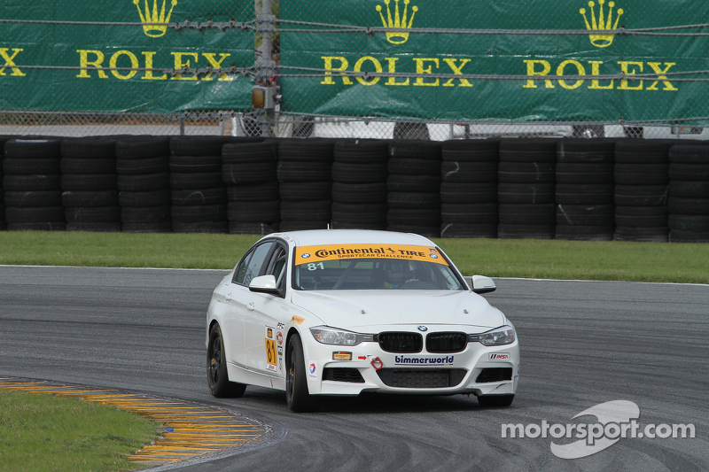 #81 BimmerWorld Racing BMW 328i: Greg Liefooghe, Tyler Cooke