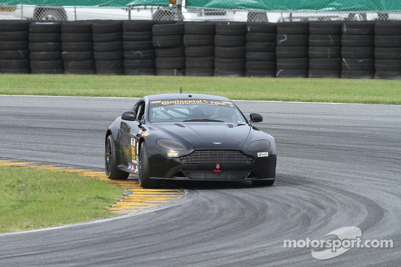 #99 Automatic Racing Aston Martin: Rob Ecklin, Steve Phillips