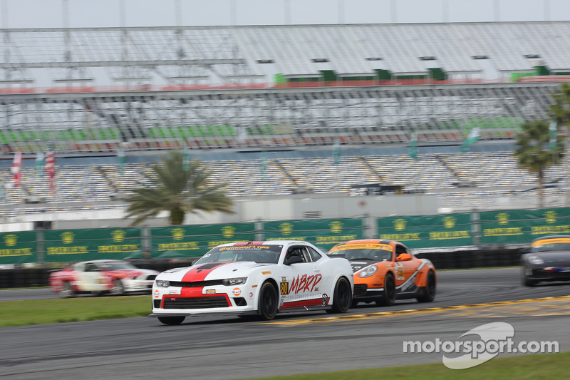 #80 Mantella Autosport, Camaro Z/28.R: Anthony Mantella, Mark Wilkins, Martin Barkey, Kyle Marcelli