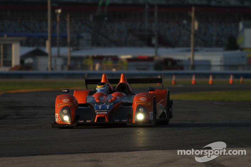 #11 RSR Racing, Oreca FLM09 Chevrolet: Chris Cumming, Bruno Junqueira, Jack Hawksworth, Gustavo Menezes
