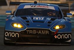 #007 TRG-AMR Aston Martin V12 Vantage: Brта on Davis, Christoffer Nygaard, Крістіна Нільсен, James Davison