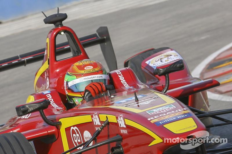 Ho-Pin Tung, China Racing