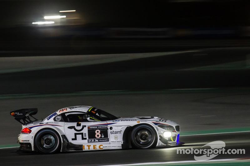 #8 Triple Eight BMW Z4 GT3: Lee Mowle, Joe Osborne, Jacques Duyver, Charlie Hollings