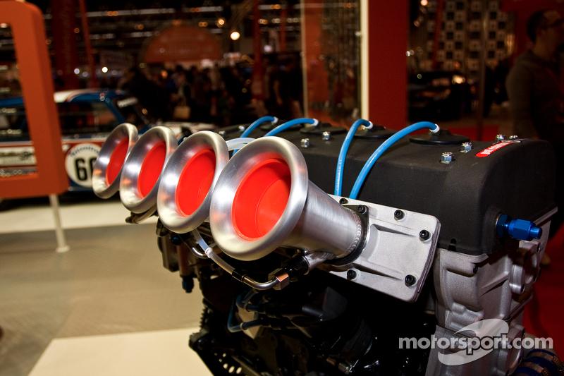Motoren-Detail