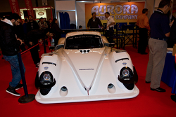 Aurora racing car