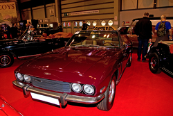 Aston Martin Coys Auction Car Display