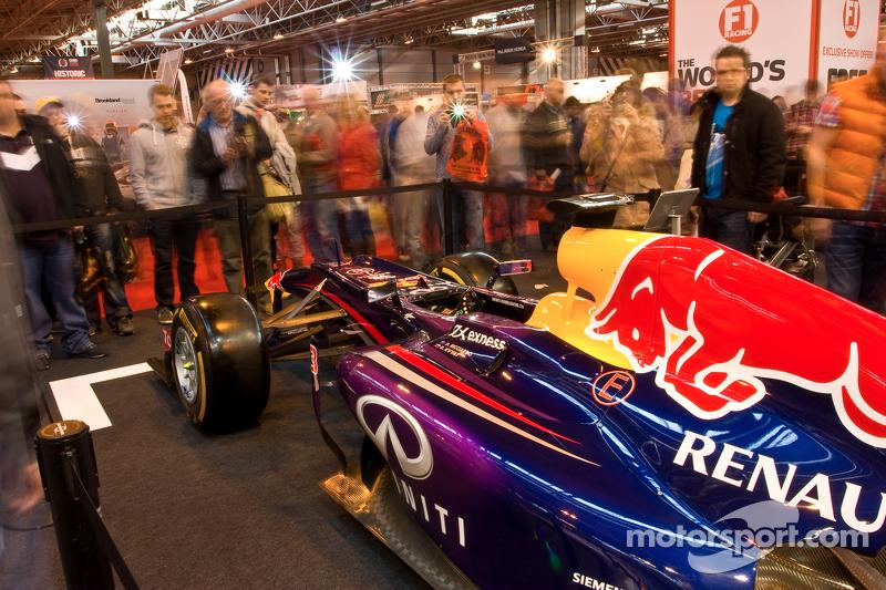 Mobil Red Bull Racing F1