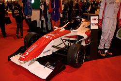 BRDC Formula 4 car