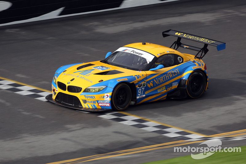 #97 Turner Motorsport, BMW Z4