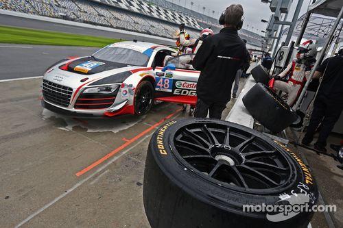 Daytona, pruebas en enero