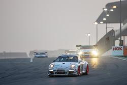 #59 HRT Performance Porsche 997 Cup: Harald Hennes, Indy Dontje, Olivier Baron, Kim Holmgaard, Kasper Jensen