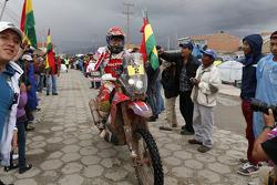 # 2 هوندا: خوان باريدا