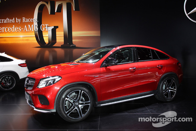 Mercedes GLE 450 AMG Coupe