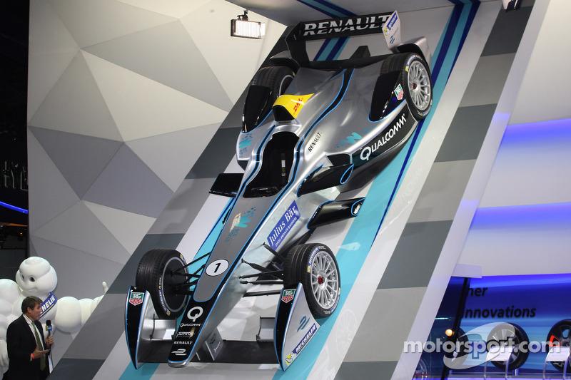 Michelin Formula E