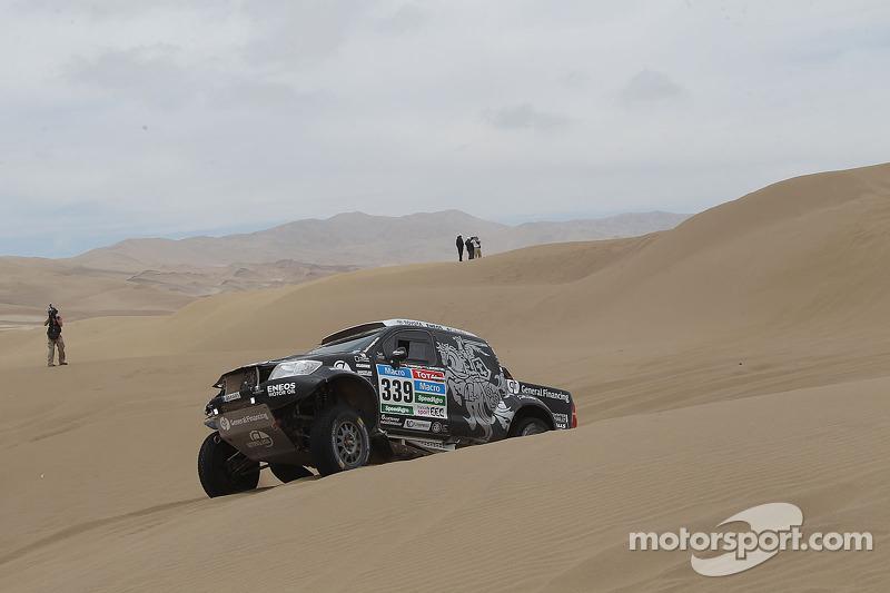 #339 Toyota: Benediktas Vanagas, Andrei Rudnitski