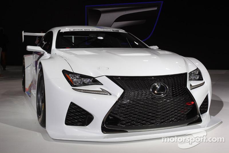 Lexus RCF GT3