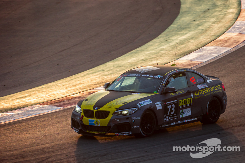 #73 Race-House Motorsport,宝马M235i赛车杯: Dag von Garrel, Stephen Perry, Max Girardo, Konstantin Jacoby, James Cottingham