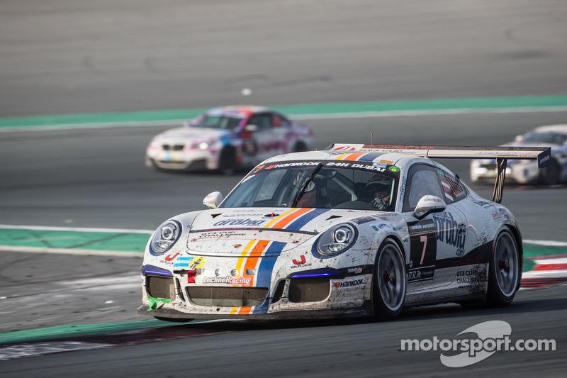 #7 Lechner Racing,中东保时捷991杯: Fahad Algosaibi, Clemens Schmid, Klaus Bachler, Jaap van Lagen