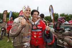 Laia Sanz y Rosa Romero