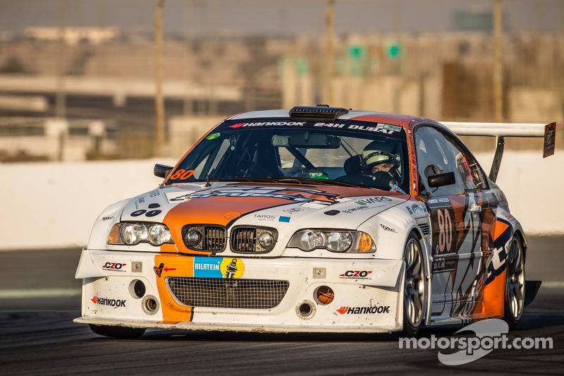 #80 RTR projects BMW M3 E46 GTR: Tomas Miniberger, Michal Vitek, Siarhei Paulavets, Milan Kodídek, Tomas Kwolek