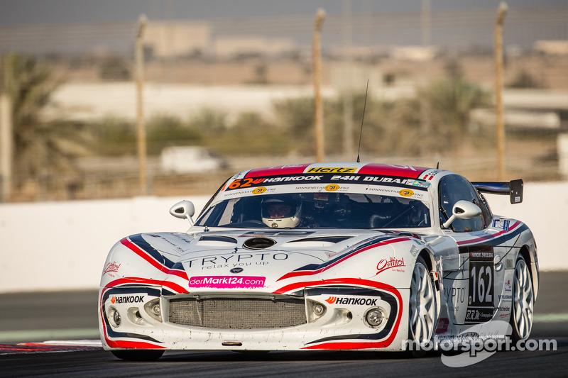 #162 Niedertscheider Motorsport, Ginetta G50 GT4: Lukas Niedertscheider, Martin Niedertscheider, Geo