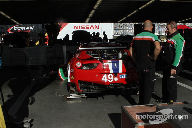 #49 AF Corse Ferrari 458 Italia